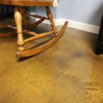 stained concrete contractor Seattle
