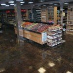 commercial polished concrete Seattle WA