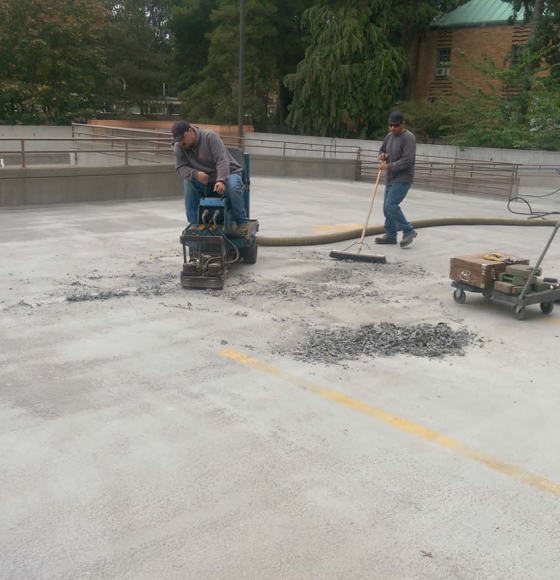 before after concrete resurfacing