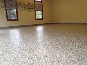 garage floor Seattle