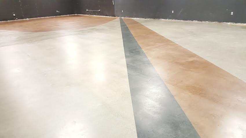 polished concrete seattle