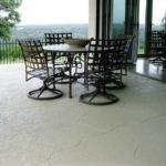 decorative concrete patio seattle