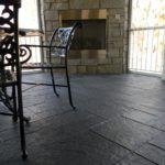 stamped concrete indoor seattle