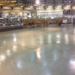 commercial concrete coating Seattle WA