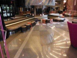 commercial concrete polish Seattle WA