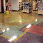 commercial concrete polishing Seattle WA