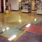 commercial concrete polishing Seattle WA
