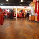 commercial interior floor stains Seattle WA