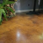 concrete staining solutions Seattle