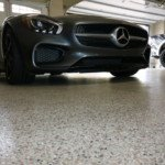 Acrylic Cement Coating Garage Flooring