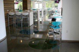 interior concrete polishing Seattle WA