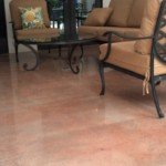 interior floor staining concrete Seattle WA