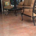 interior floor staining concrete Seattle WA