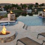 pool deck sunstamp seattle