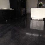 residential concrete floors polish Seattle WA