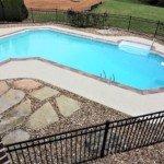 seattle residential pool decking