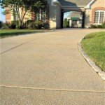concrete driveway refinish seattle