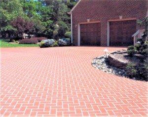 concrete driveway resurfaced seattle
