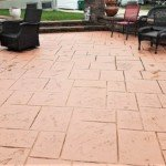 colored concrete patio stamps seattle