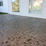 patio concrete stamps seattle