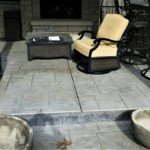 stamped patio installation seattle