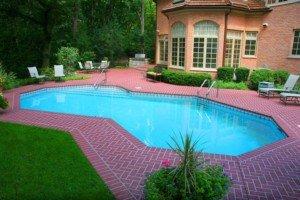 brick pool deck seattle