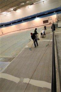 commercial flooring resurfacing seattle