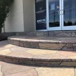 colored concrete patio installer seattle