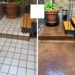 concrete stain seattle