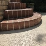 concrete patio designs seattle