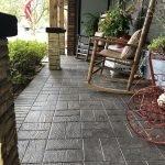 concrete patio ideas seattle