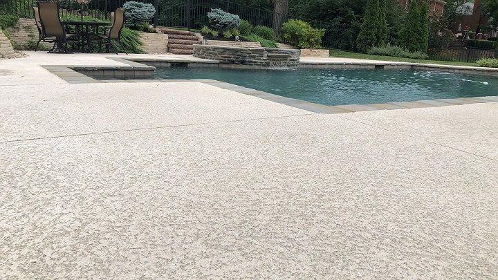 Concrete Pool Deck Seattle Wa
