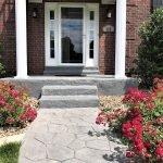 decorative concrete walkways seattle