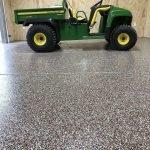 epoxy garage floor coast seattle