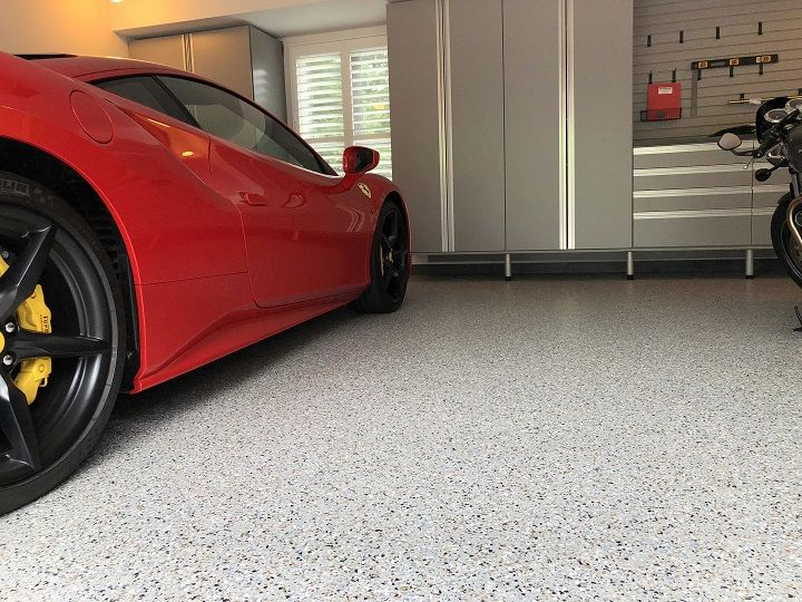 garage floor sealer seattle