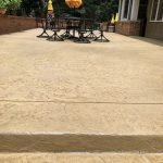 spray texture finish patio seattle