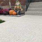 spray textured finish walkway seattle