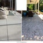 stamped concrete patio installation seattle