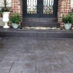 stamping concrete walkway seattle